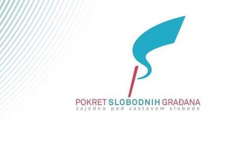 PSG: Crvenom linijom na obrazu ukazujemo na nasilje nad ženama u Srbiji 1
