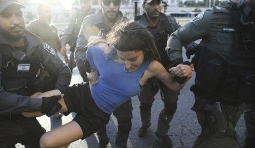 Hiljade Izraelaca ponovo protestovale tražeći Netanjahuovu ostavku 8
