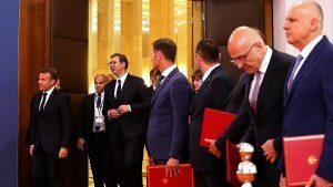 Makron u Srbiji: Francuska nikada neće zaboraviti žrtvovanje srpskog naroda 17