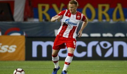 Radovan Pankov presrećan zbog debija u dresu Zvezde u pobedi nad njegovim bivšim klubom 7