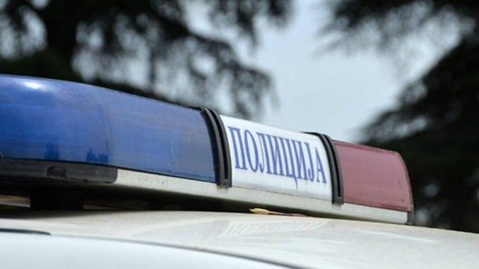Osumnjičeni uhapšen zbog razbojništva i teških krađa 1
