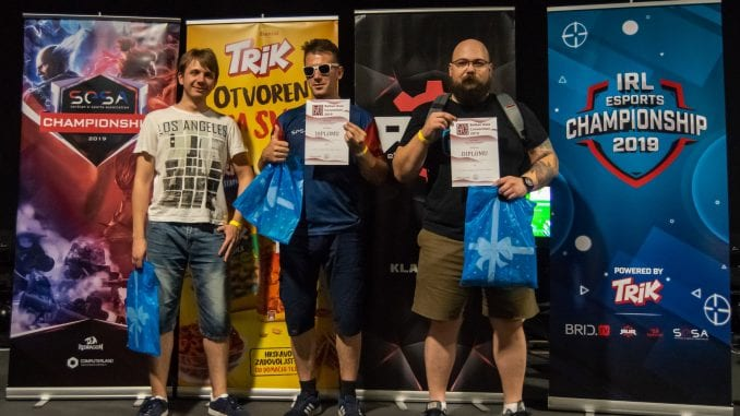 """Vlada """"Coldheart"""" Stanković pobednik druge IRL Tekken kvalifikacije 1"""