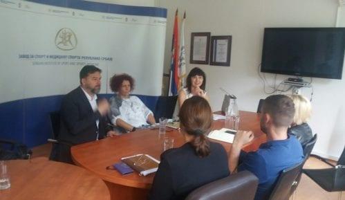 Delegacije Zelene stranke i Zavoda za sport dogovorile termin sadnje 100 novih stabala u Košutnjaku 13