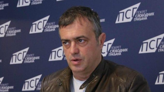 Trifunović: Režim zloupotrebljava svoju moć uz famoznih 100 evra (VIDEO) 1