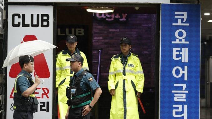 Južna Koreja: Tragedija u noćnom klubu, među povređenima i sportisti sa SP u plivanju 1