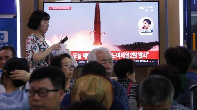 Seul: Severna Koreja drugi put ispalila rakete kratkog dometa 4