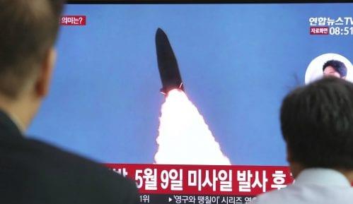 Severna Koreja ispalila dva neidentifikovana projektila 9