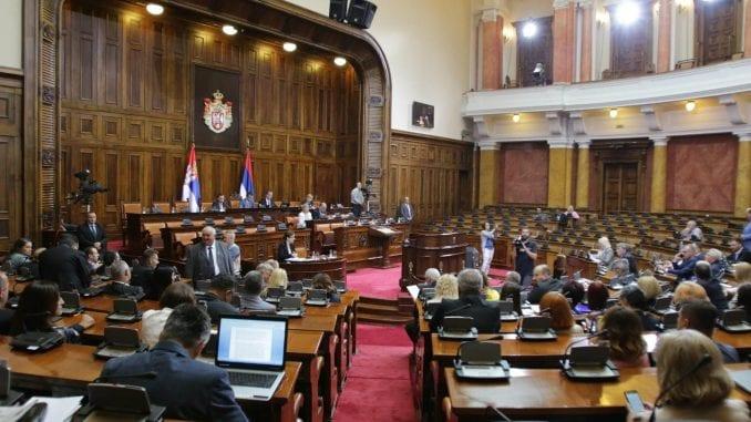 Skupština: Nastavljena rasprava o Zakonu o nestalim bebama 1
