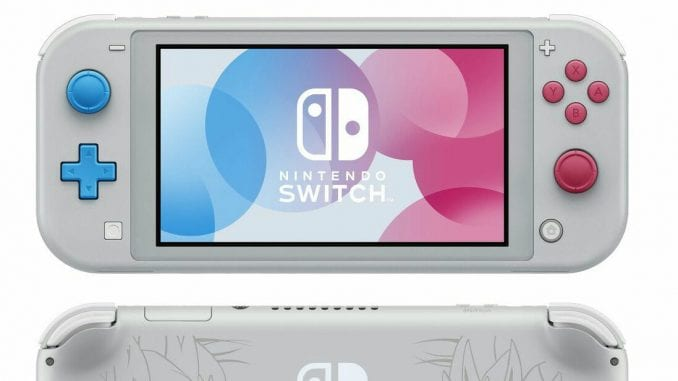 Nintendo predstavio Switch Lite konzolu 1