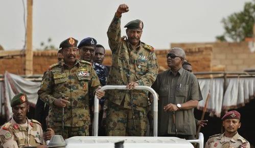 Sudanska vojna vlast osujetila pokušaj državnog udara 14