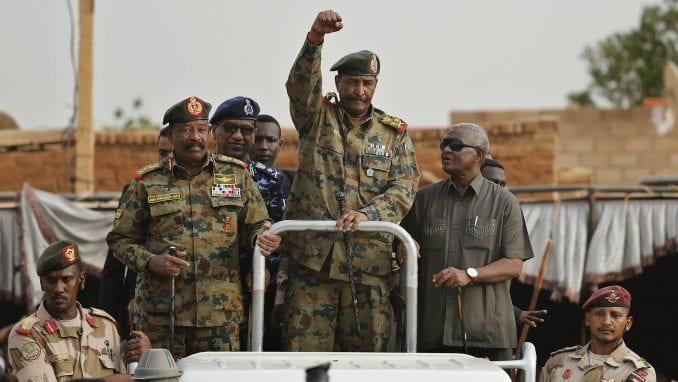 Sudanska vojna vlast osujetila pokušaj državnog udara 1