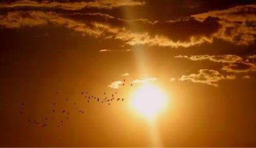 Vreme pretežno sunčano, temperatura do 10 stepeni 24