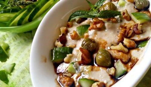 Recept nedelje: Tarator sa orasima 8