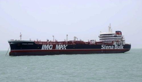 Iran: Zaplena britanskog broda je recipročan potez 15