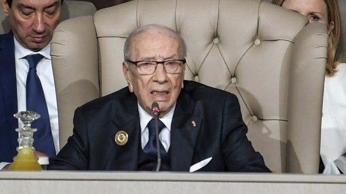 Umro predsednik Tunisa Bedži Kaid Esebsi 1