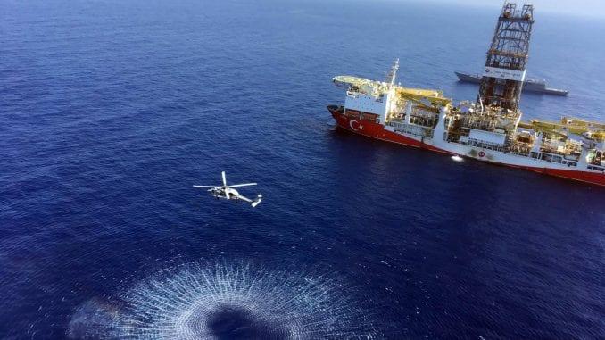 Turska: Sankcije EU nas neće sprečiti da nastavimo traženje gasa kod Kipra 1