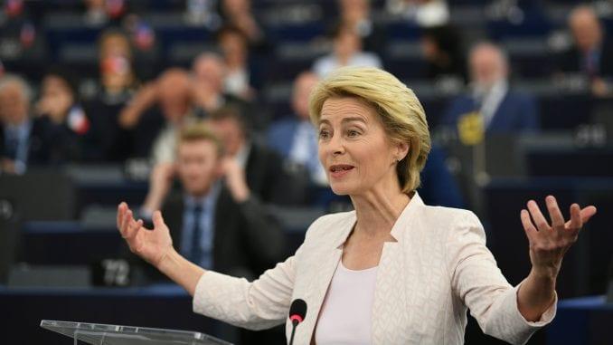 Ursula fon der Lajen: Šok oko Bregzita je ojačao EU 1
