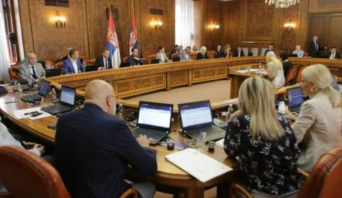 Vlada usvojila predlog zakona o sanaciji gasovoda 10