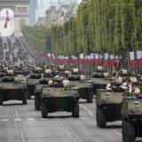 Održana tradicionalna vojna parada u Parizu povodom Dana Bastilje 15