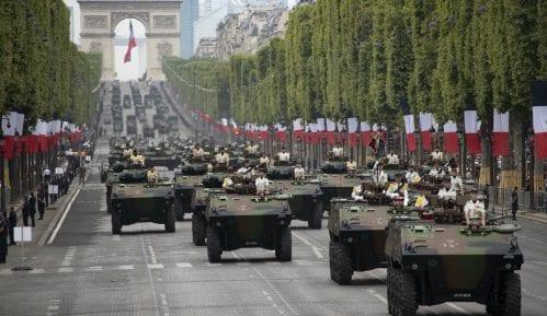 Održana tradicionalna vojna parada u Parizu povodom Dana Bastilje 10
