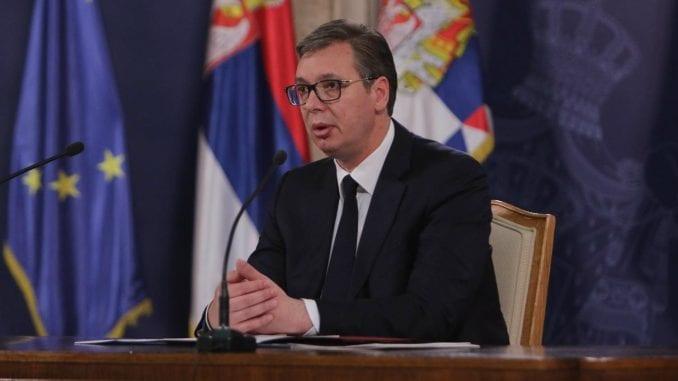 Vučić: Kosovski Albanci zaplenili 16 kamiona sa robom za Srbe 4