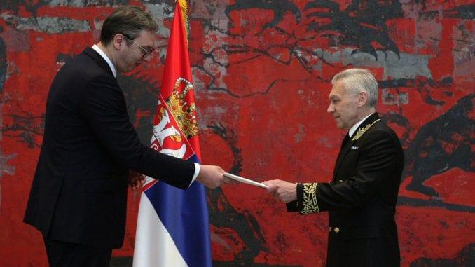 Vučić primio akreditivna pisma od ambasadora Rusije Aleksandra Bocan-Harčenka 4
