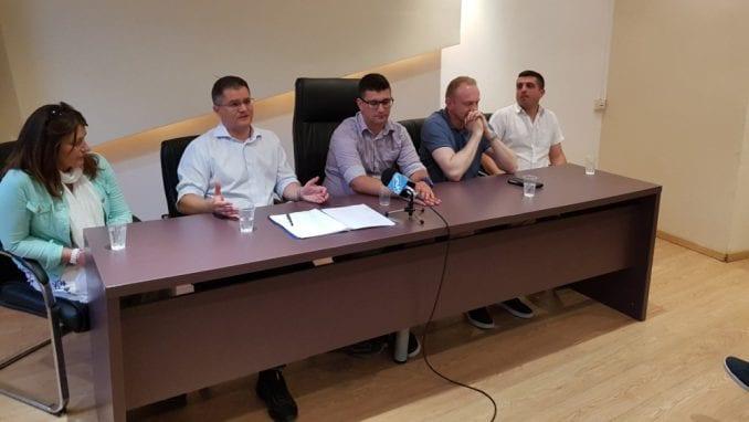 Jeremić: Ako hoćete da se rešite Kosova, glasajte za Vučića 2