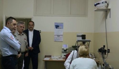 Vulin: Građani imaju poverenja u vojno zdravstvo 2