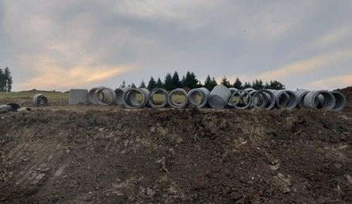"""Radovi na pripremi prve trase gasovoda """"Turski tok"""" uveliko teku 1"""