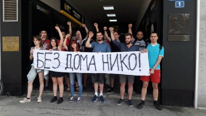 Novi Sad: Obustavljeno iseljenje porodice Ninić, žena pretila samoubistvom 1