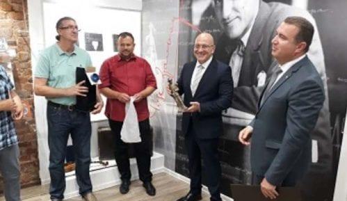 Ministar Vukosavljević otvorio Spomen-sobu Radeta Drainca 13
