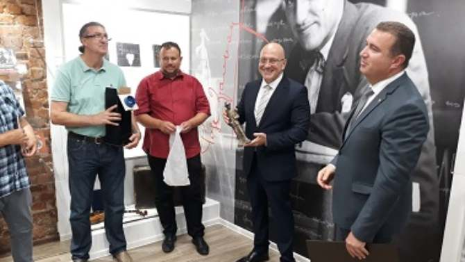 Ministar Vukosavljević otvorio Spomen-sobu Radeta Drainca 3