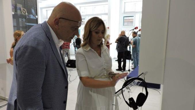 Ministar kulture otvorio RTS Klub u Radio Beogradu 1