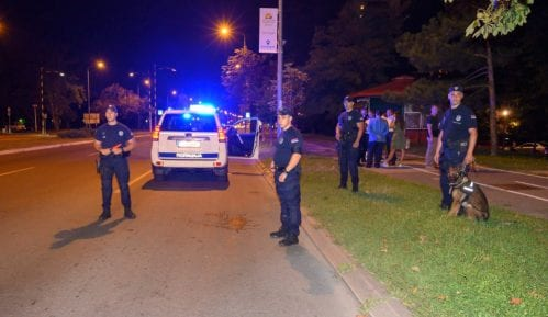 MUP: Tokom noći 227 saobraćajnih prekršaja, 56 vozača pod dejstvom alkohola kažnjeno 8