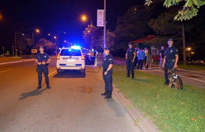 MUP: Tokom noći 227 saobraćajnih prekršaja, 56 vozača pod dejstvom alkohola kažnjeno 1