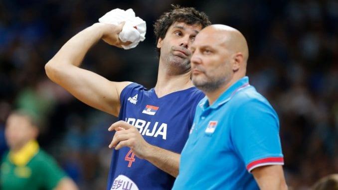 Košarkaši Srbije - oslabljeni spolja, zbijeni unutra 4