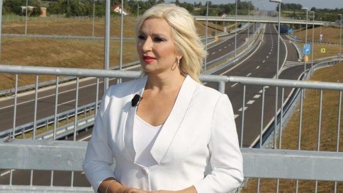 """Mihajlović: Izgradnja auto-puta """"Moravski koridor"""" počinje 15. decembra 2"""