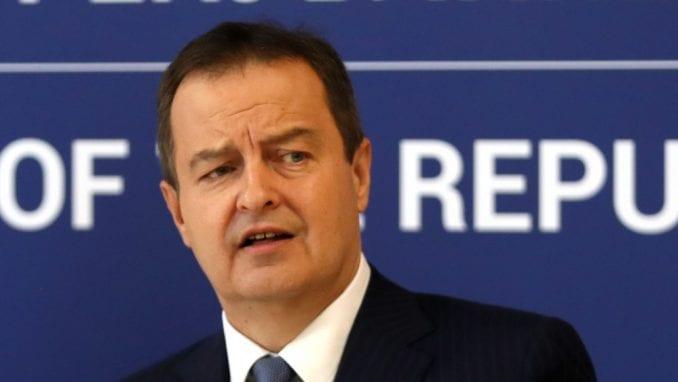 Dačić: Togo povukao priznanje Kosova 1