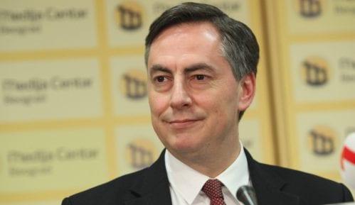 Mekalister u Skupštini: Članstvo Srbije važno za EU 3