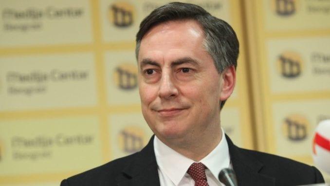 Mekalister u Skupštini: Članstvo Srbije važno za EU 4