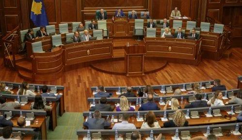 Poslanici Srpske liste verifikovali mandate u Skupštini Kosova 15