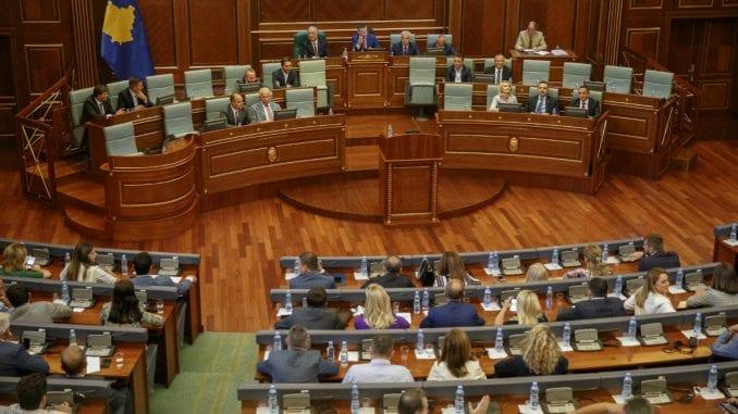 Poslanici Srpske liste verifikovali mandate u Skupštini Kosova 1