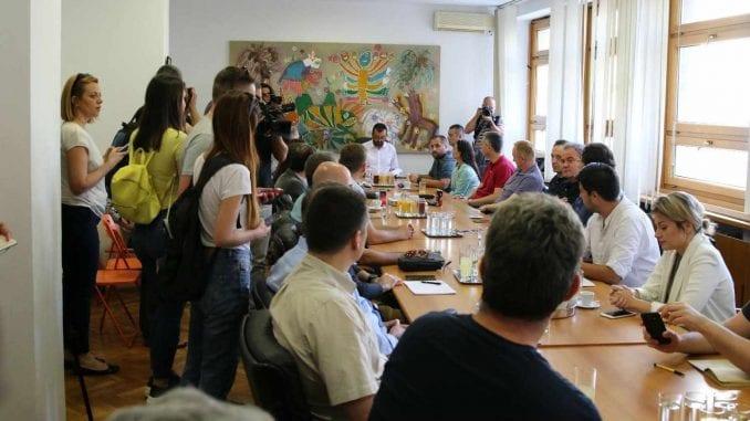 Voštinić: Niko se nije usprotivio razgovorima vlasti i opozicije 1