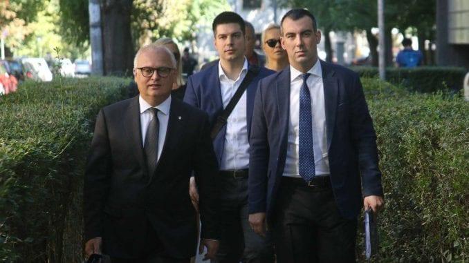 Đukanović: Spremni smo da opoziciji ustupimo svoje mesto u Odboru 1