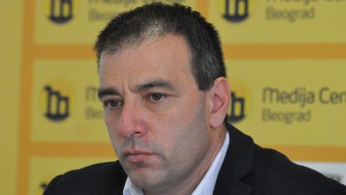 Saša Paunović: Demokratska omladina raspuštena, ti ljudi predstavljaju sami sebe 3