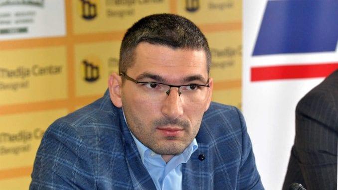 Parović pisao Stefanoviću i Rebiću: Napadom branite da se kritikuje veza sa mafije i vlasti 1