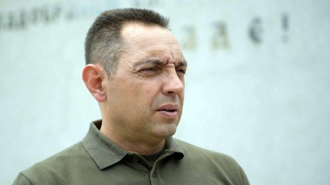 Vulin: Vojska Srbije ispunila sve zadatke u vanrednom stanju 3