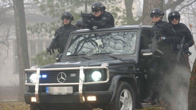 """""""Kobre"""" nemaju šta da traže tokom građanskog protesta 1"""