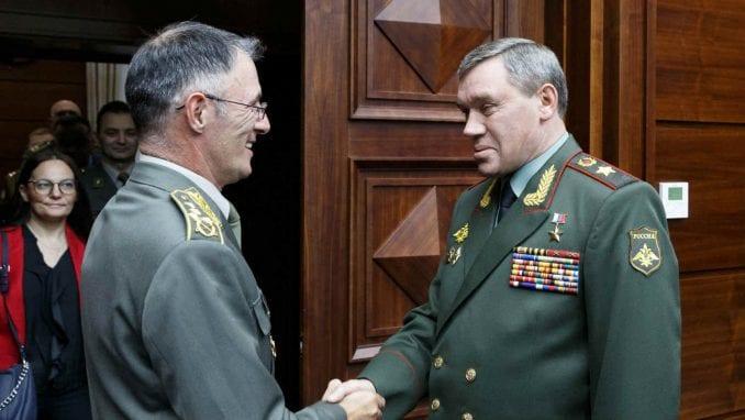 Vojna neutralnost Srbije ne postoji 1