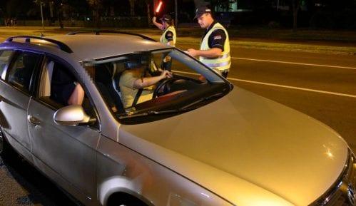 Od ponedeljka i u Srbiji međunarodna pojačana kontrola brzine vozila 14